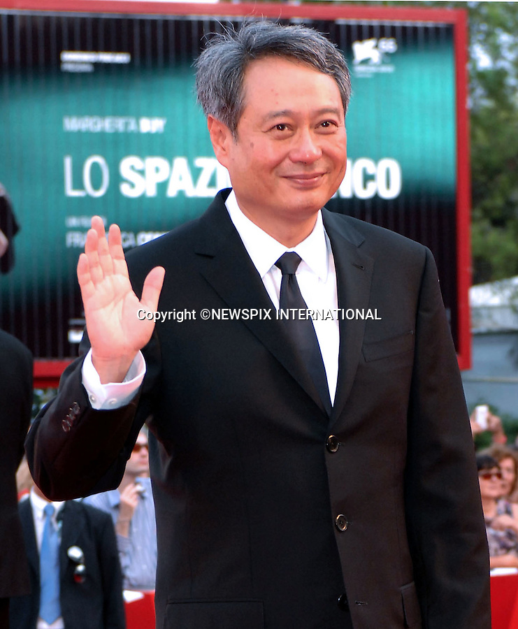 """ANG LEE.at the  66th Venice Film Festival , Venice_02/09/2009.Mandatory Credit Photo: ©NEWSPIX INTERNATIONAL..**ALL FEES PAYABLE TO: """"NEWSPIX INTERNATIONAL""""**..IMMEDIATE CONFIRMATION OF USAGE REQUIRED:.Newspix International, 31 Chinnery Hill, Bishop's Stortford, ENGLAND CM23 3PS.Tel:+441279 324672  ; Fax: +441279656877.Mobile:  07775681153.e-mail: info@newspixinternational.co.uk"""