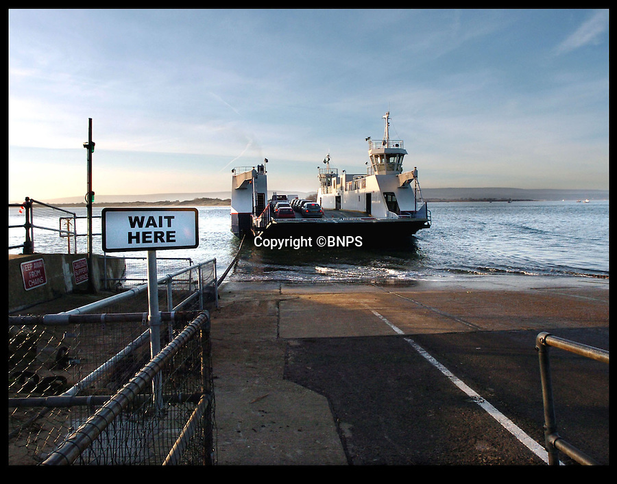 BNPS.co.uk (01202 558833)<br /> Pic: DanielRushall/BNPS<br /> <br /> ***Please Use Full Byline***<br /> <br /> Sandbanks Ferry slipway, Poole, Dorset.<br /> <br /> An elderly woman has today been rescued from her sunken car after she 'deliberately' drove into a harbour in front of stunned <br /> day-trippers.<br /> <br /> The motorist, aged in her 70s, wound down both windows of her Volkswagen Golf before speeding down a ferry slipway and into the water.<br /> <br /> As the silver car was swept 100 yards out to sea by the fast tide the woman sat motionless in the flooded driver's seat, ignoring cries from witnesses on the quayside to get out.<br /> <br /> A brave crew member of a passing fishing boat then dived into the water and pulled the woman free just moments before her vehicle completely sank.