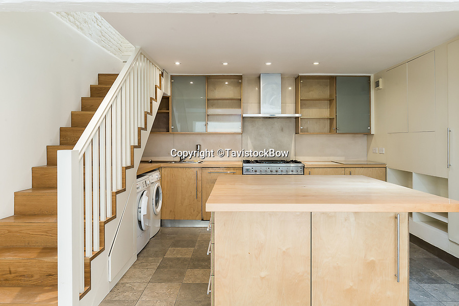 BNPS.co.uk (01202)558833<br /> Pic: TavistockBow/BNPS<br /> <br /> It may not be in the country, but £3.5 million buys you this very big house in trendy Covent Garden - owned by Blur bassist Alex James in the early 2000's.<br /> <br /> A stylish late 19th century converted warehouse formerly owned by Blur guitarist turned cheesemaker Alex James has emerged on the market for £3.5million.<br /> <br /> The musician lived at Mercer Street, in the Seven Dials area of Covent Garden, for several years in the early 2000s before relocating to the country.<br /> <br /> The handsome townhouse is a stone's throw from Neal's Yard Dairy, a cheese shop where James no doubt indulged his passion for the produce, as well as former haunts The Ivy and Groucho Club.<br /> <br /> The two bedroom property with a balcony overlooking Ching Court is available to buy through estate agent Tavistock Bow, who are also offering it to rent for £1,650 per week.<br /> <br /> The five storey house was remodelled by acclaimed architect Sir Terry Farrell between 1983 and 1985 as part of the regeneration of the area, subsequently earning Grade II Listed status for its 'architectural merit'.