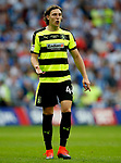 Michael Hefele of Huddersfield Town during the SkyBet Championship Play Off Final match at the Wembley Stadium, England. Picture date: May 29th, 2017.Picture credit should read: Matt McNulty/Sportimage