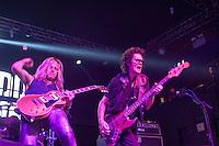 SÃO PAULO, SP 16.08.2015 -SHOW-SP – O  vocalista Glenn Hughes, ex-integrante do Deep Purple e Black Sabbath durante apresentação no Carioca Club, em Pinheiros zona oeste de São Paulo, neste domingo (16). (Foto: Flavio Hopp / Brazil Photo Press)