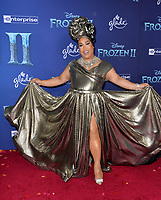 "LOS ANGELES, USA. November 08, 2019: Patrick Starrr at the world premiere for Disney's ""Frozen 2"" at the Dolby Theatre.<br /> Picture: Paul Smith/Featureflash"