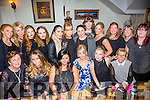 Sabina Heinrich from Connelly Park, Tralee who is marrying Ryan Twamley, Templeogue, Dublin on 20th November 2015 enjoying her Hen party at Bella Bia's on Saturday