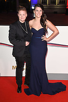 Saara Aalto<br /> at the Millies 2016, Guildhall, London.<br /> <br /> <br /> &copy;Ash Knotek  D3212  14/12/2016