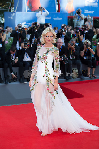 Eva Herzigova  at the premiere of Nocturnal Animals at the 2016 Venice Film Festival.<br /> September 2, 2016  Venice, Italy<br /> CAP/KA<br /> &copy;Kristina Afanasyeva/Capital Pictures /MediaPunch ***NORTH AND SOUTH AMERICAS ONLY***