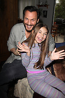 Mark Gantt, Caitlin Carmichael<br />