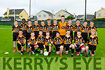 Austin Stacks U13's at the Lee Strand Invitational Tournament in Austin Stacks GAA Connolly Park on Saturday