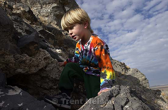 Nathaniel Nelson, hiking 11/11/2001, 2:54:09 PM<br />