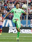 Getafe's Santiago Vergini during La Liga match.September 22,2015. (ALTERPHOTOS/Acero)