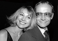 Terri Garr and Buck Henry 1977<br /> Photo By Adam Scull/PHOTOlink/MediaPunch