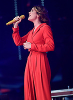 09 June 2018 - Nashville, Tennessee - Jillian Jacqueline. 2018 CMA Music Fest Nightly Concert held at Nissan Stadium.  <br /> CAP/ADM/LF<br /> &copy;LF/ADM/Capital Pictures