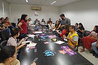 Recife (PE), 19/02/2020 - Carnaval-Recife - Coletiva na Secretaria de Saude do Recife nesta quarta-feira (19) para divulgacao das acoes e o esquema durante o carnaval na cidade. (Foto: Bruno Lafaiete/Codigo 19/Codigo 19)