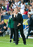 Horst Hrubesch, The Final Germany-England, 06292009, U21 EURO 2009 in Sweden