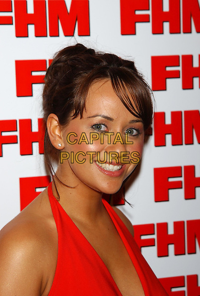 SAMIA GHADIE.FHM 100 Sexiest Party 2003.Aldwych tube station.sales@capitalpictures.com.www.capitalpictures.com.©Capital Pictures