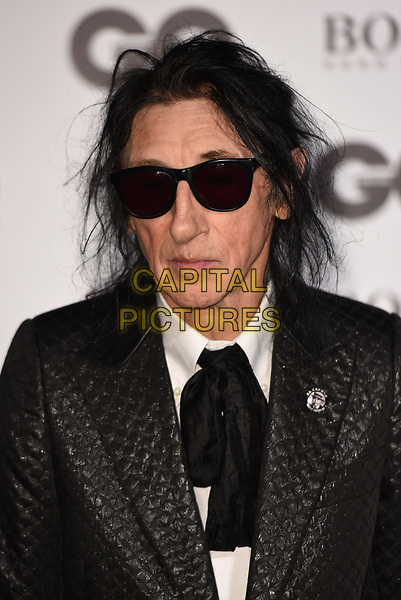 LONDON, ENGLAND - SEPTEMBER 05: John Cooper Clarke attends the GQ Men Of The Year Awards at Tate Modern on September 5, 2017 in London, England. <br /> CAP/PL<br /> &copy;Phil Loftus/Capital Pictures