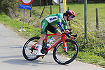 Ben Healy (IRL) in action during the Mens UCI Nation's Cup U23 2019 Gent-Wevelgem in Flanders Fields, Belgium. 31st March 2019.<br /> Picture: Eoin Clarke | Cyclefile<br /> <br /> All photos usage must carry mandatory copyright credit (© Cyclefile | Eoin Clarke)