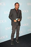 """BERNARD MONTIEL - AVANT-PREMIERE DU FILM """"KNOCK"""" A L'UGC NORMANDIE, PARIS, FRANCE, LE 16/10/2017."""