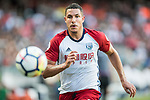 West Bromwich Albion midfielder Jake Livermore in action during the Premier League Asia Trophy match between West Bromwich Albion and Crystal Palace at Hong Kong Stadium on 22 July 2017, in Hong Kong, China. Photo by Weixiang Lim / Power Sport Images