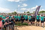 08.01.2019, AMANDLA Save Hub, Johannesburg, RSA, TL Werder Bremen Johannesburg Tag 06 - Besuch des AMANDLA Save Hub<br /> <br /> im Bild / picture shows <br /> <br /> <br /> Begruessung  <br /> Fin Bartels (Werder Bremen #22)<br /> Claudio Pizarro (Werder Bremen #04)<br /> Davy Klaassen (Werder Bremen #30)<br /> Marco Friedl (Werder Bremen #32)<br /> Tobias Duffner (Werder Bremen #43)4<br /> Claudio Pizarro (Werder Bremen #04)<br /> Milos Veljkovic (Werder Bremen #13)<br /> Niklas Moisander (Werder Bremen #18)<br /> Frank Baumann (Geschäftsführer Fußball Werder Bremen)<br /> <br /> **** Attention *** **** Attention *** <br /> <br /> Only be used for the purpose of documenting the Safe-Hub visit on 08 January 2019<br /> <br /> Foto © nordphoto / Kokenge