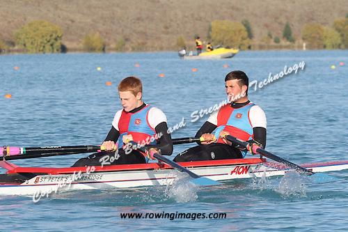 Friday's Finals at the Maadi Cup Regatta 2012