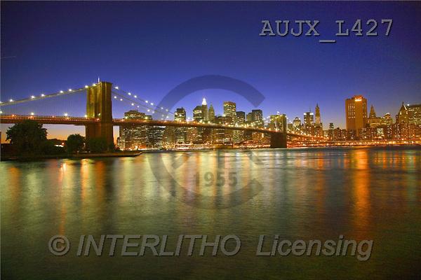 Dr. Xiong, LANDSCAPES, photos, Bridge, New York City, USA(AUJXL427,#L#)