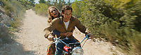 MAMMA MIA! HERE WE GO AGAIN (2018)<br /> LILY JAMES, JEREMY IRVINE<br /> *Filmstill - Editorial Use Only*<br /> CAP/FB<br /> Image supplied by Capital Pictures