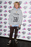 Brat Boy<br /> arriving for the NME Awards 2018 at the Brixton Academy, London<br /> <br /> <br /> ©Ash Knotek  D3376  14/02/2018