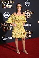 30 July 2018 - Burbank, California - Kyle Richards. Disney's 'Christopher Robin' Los Angeles Premiere held at Walt Disney Studios. <br /> CAP/ADM/FS<br /> &copy;FS/ADM/Capital Pictures