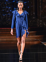 Tisarth by Shvani  (India) FW Collection at ArtHearts New York Fashion Week, runway show, Tisharth by Shivani is a Pret Clothing label by Shivani Jain