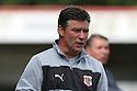 Stevenage assistant manager Mark Newson. Stevenage v Peterborough - PSF - Lamex Stadium, Stevenage . - 4th August, 2012. © Kevin Coleman 2012