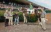 Outmaneuver winning at Delaware Park on 6/30/10