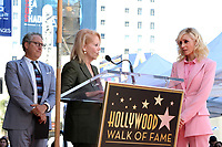 LOS ANGELES - SEP 12:  Bernard Telsey, Daryl Roth, Judith Light at the Judith Light Star Ceremony on the Hollywood Walk of Fame on September 12, 2019 in Los Angeles, CA