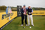 Celtic Manor 2010 1st Tee