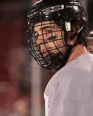 Kyle McKenzie (PC - 5) - The Providence College Friars practiced at Fenway on Friday, January 6, 2017, in Boston, Massachusetts.