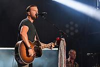 11 June 2017 - Nashville, Tennessee - T.J. Osborne, Brothers Osborne. 2017 CMA Music Festival Nightly Concert held at Nissan Stadium. Photo Credit: Laura Farr/AdMedia