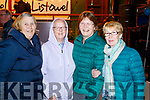 Kay Hanley, Sr. Eileen Leen, Jenny Tarrant and Norita Killeen, celebrating Listowel Tidy Town overall winners on Monday night.