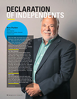 Insurance Agent Ken Parker, White River Junction, Vermont for Independent Agent Magazine