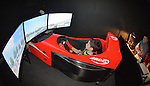 Young Racing Driver Academy Simulator