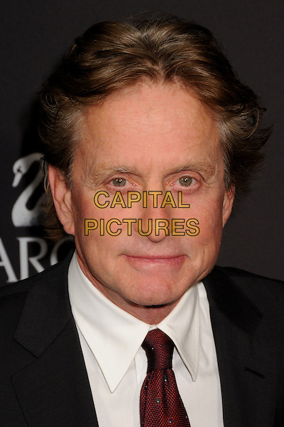 MICHAEL DOUGLAS.11th Annual Costume Designers Guild Awards at the Four Seasons Beverly Wilshire Hotel, Beverly Hills, California, USA..February 17th, 2009.headshot portrait .CAP/ADM/BP.©Byron Purvis/AdMedia/Capital Pictures.