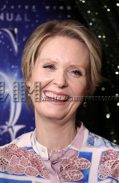 Cynthia Nixo attends the 2017 Tony Awards Meet The Nominees Press Junket at the Sofitel Hotel on May 3, 2017 in New York City.