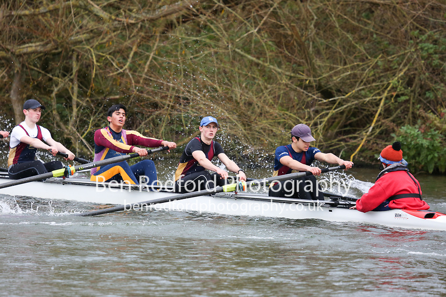 Crew: 209   Op J16 8+   Norwich School Boat Club   Blue<br /> <br /> Wallingford Head 2017<br /> <br /> To purchase this photo, or to see pricing information for Prints and Downloads, click the blue 'Add to Cart' button at the top-right of the page.