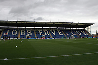 A general view of the ground during Colchester United vs Mansfield Town, Sky Bet EFL League 2 Football at the Weston Homes Community Stadium on 7th October 2017