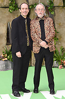 David Sproxton &amp; Peter Lord at the &quot;Early Man&quot; world premiere at the IMAX, South Bank, London, UK. <br /> 14 January  2018<br /> Picture: Steve Vas/Featureflash/SilverHub 0208 004 5359 sales@silverhubmedia.com