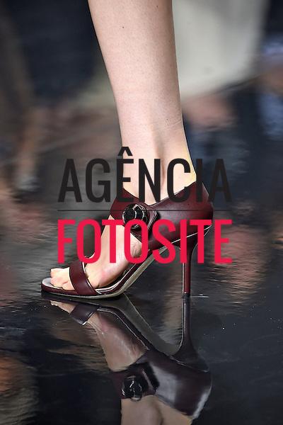 Londres, Inglaterra &sbquo;09/2014 - Desfile de Christopher Kane durante a Semana de moda de Londres  -  Verao 2015. <br /> <br /> Foto: FOTOSITE