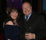 Cliff and Suzie Sorensen during the 10th Annual Blue Tie Ball at the Peppermill Resort Spa Casino in Reno, NV on Friday night, Feb. 1, 2019.