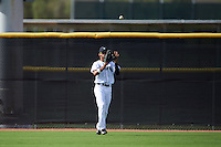Seattle Mariners Luis Liberato (20) during an instructional league intrasquad game on October 6, 2015 at the Peoria Sports Complex in Peoria, Arizona.  (Mike Janes/Four Seam Images)