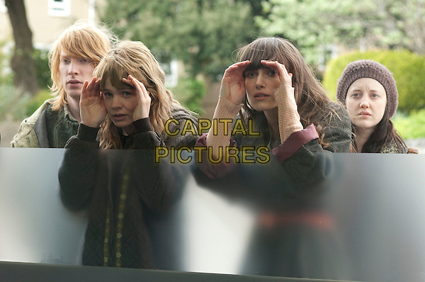 DOMBNALL GLEESON, CAREY MULLIGAN, KEIRA KNIGHTLEY & ANDREA RISEBOROUGH.in Never Let Me Go (2010) .*Filmstill - Editorial Use Only*.CAP/FB.Supplied by Capital Pictures.