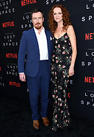 09 April 2018 - Hollywood, California - Toby Stephens. NETFLIX's &quot;Lost in Space&quot; Season 1 Premiere Event held at Arclight Hollywood Cinerama Dome. <br /> CAP/ADM/BT<br /> &copy;BT/ADM/Capital Pictures