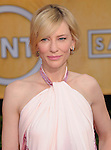 Cate Blanchett attends The 20th SAG Awards held at The Shrine Auditorium in Los Angeles, California on January 18,2014                                                                               © 2014 Hollywood Press Agency