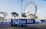 Nicolas Prost of France from Renault e.dams competes during the FIA Formula E Hong Kong E-Prix Round 2 at the Central Harbourfront Circuit on 03 December 2017 in Hong Kong, Hong Kong. Photo by Marcio Rodrigo Machado / Power Sport Images